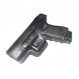 Coldre Artesanal Velado Glock G25 cal.380