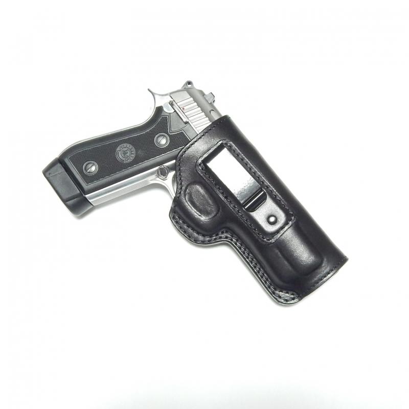 Coldre de Couro Velado Pistola Taurus 59
