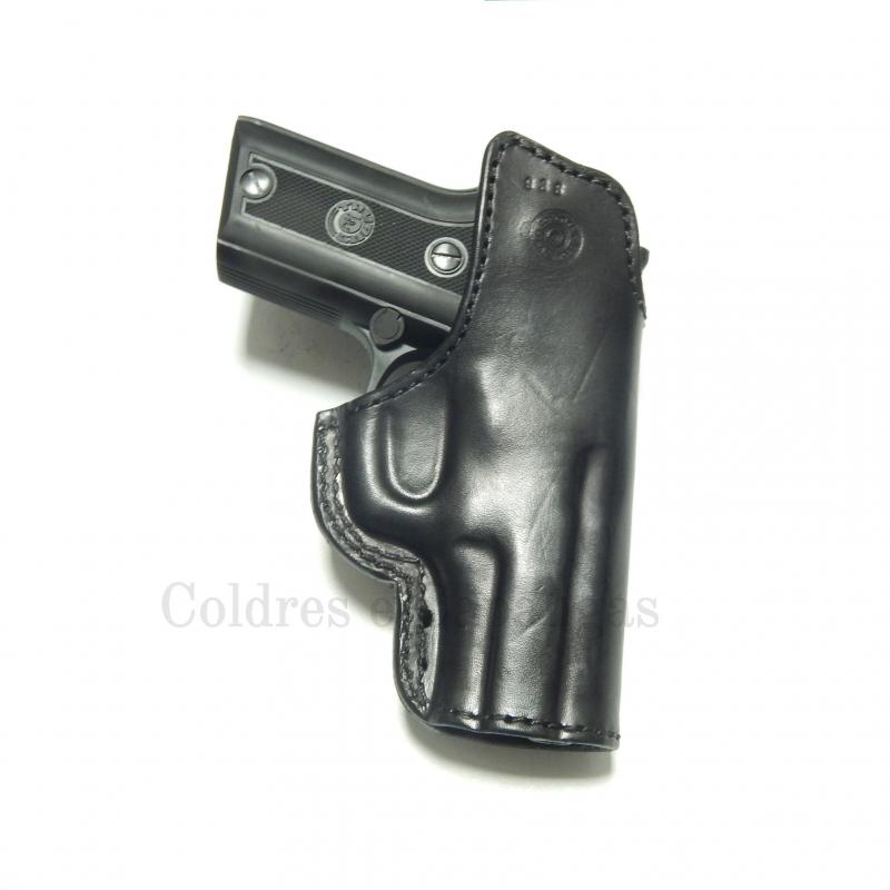 Coldre de Couro Velado Pistola Taurus 938