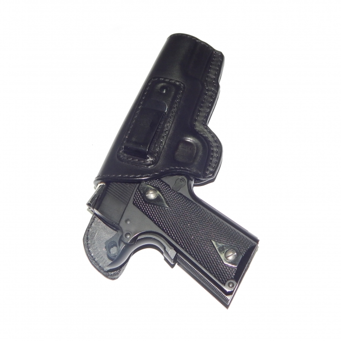 Coldre de Couro Velado Pistola Imbel MD2GC