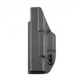 Coldre de Kydex Velado Pistola Glock - Compact