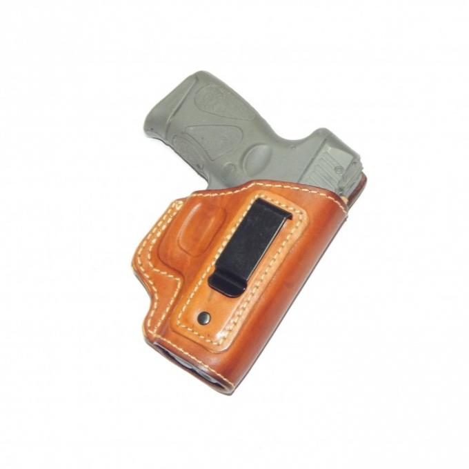 Coldre de Couro Velado Pistola Taurus G2C