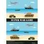 Alvo para Tiro Super War Game - 10 Unidades