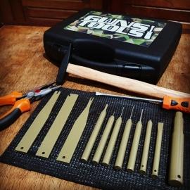 Kit Ferramentas para Armeiros - Guns Tools
