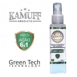 Limpador Ecológico 6x1 Kamuff Absoluto 120ml (Ação Instantânea) - Green Tech