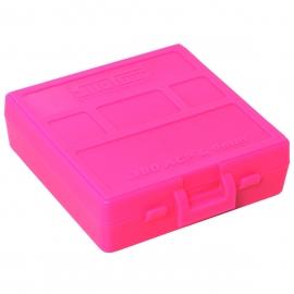 Caixas para Munição Shotgun para 100 Unid - 9mm e .380 – Pink