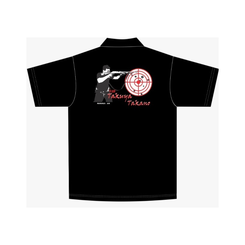 Camisa Pólo Exclusiva - Takuya Takano