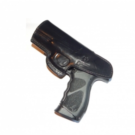 Coldre de Couro Velado Pistola Taurus Striker - TS9 e TS40