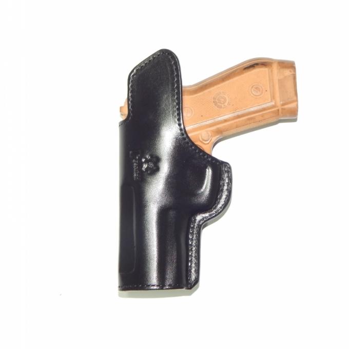 Coldre de Couro Velado Pistola Taurus 917C