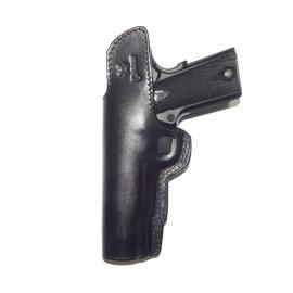 Coldre de Couro Velado Pistola Taurus 1911 - sem trilho