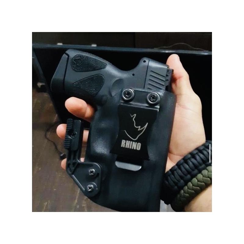 Coldre de Kydex Velado Pistola Taurus G2C