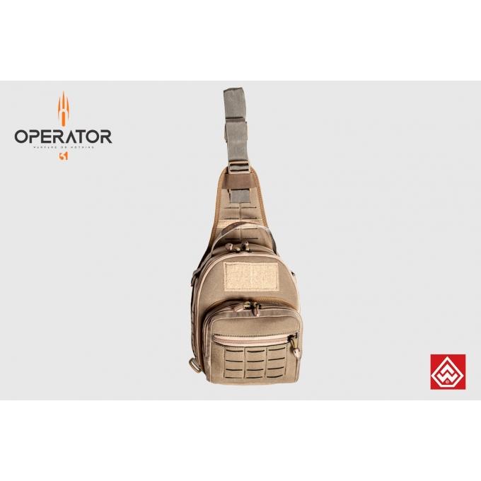 Bolsa Operator 3 Warefare - Coyote