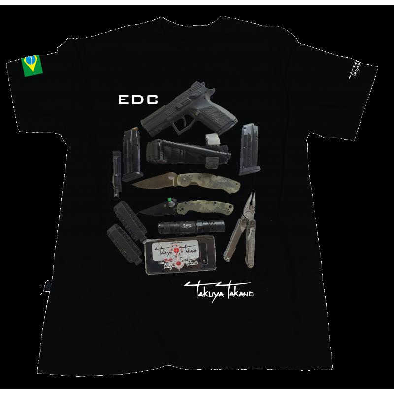 Camiseta Exclusiva EDC Takuya Takano