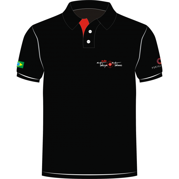 Camiseta Polo Exclusiva TIROTERAPIA