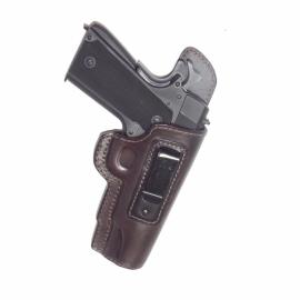 Coldre de Couro Velado Pistola Imbel 1911 MD1 9mm