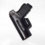 Coldre de Couro Velado Pistola Glock G22