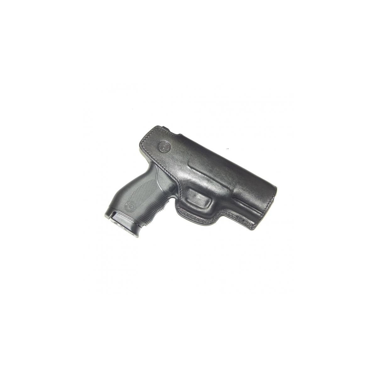 Coldre de Couro Velado Pistola Taurus 24/7