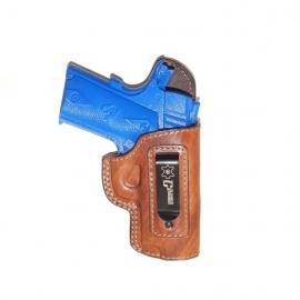 Coldre de Couro Velado Pistola Taurus 1911 OFFICER